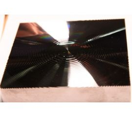 Production of CPV Lens Mold Core, image