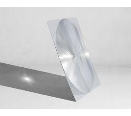 large fresnel lens, CP1300-1100, Focal length=1300mm, solar fresnel lens for sale, image