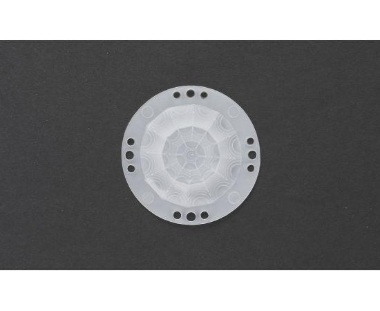 PD15-36007,Motion sensor module Fresnel lens, image